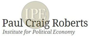 Paul Craig Roberts Institute for Political Economy